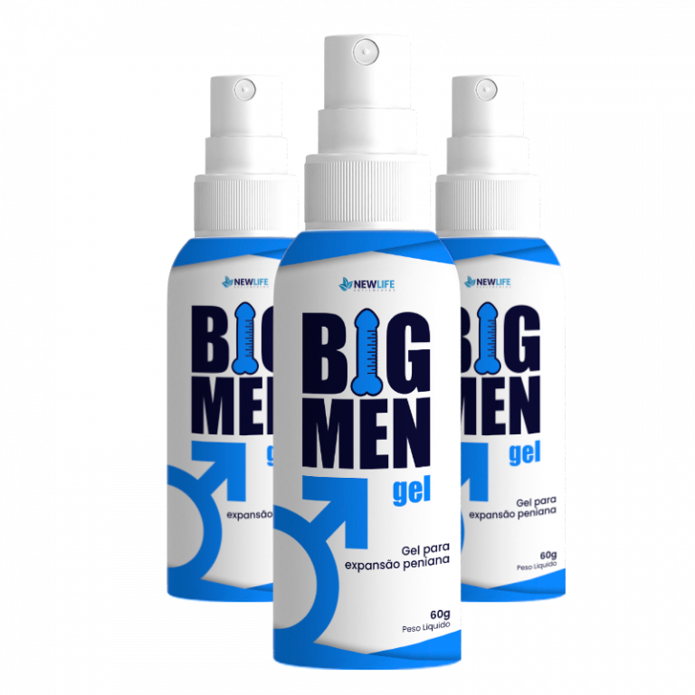 big men gel